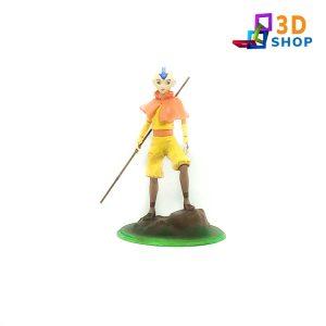 Avatar La Leyenda de Aang impresión 3D - 3D Shop