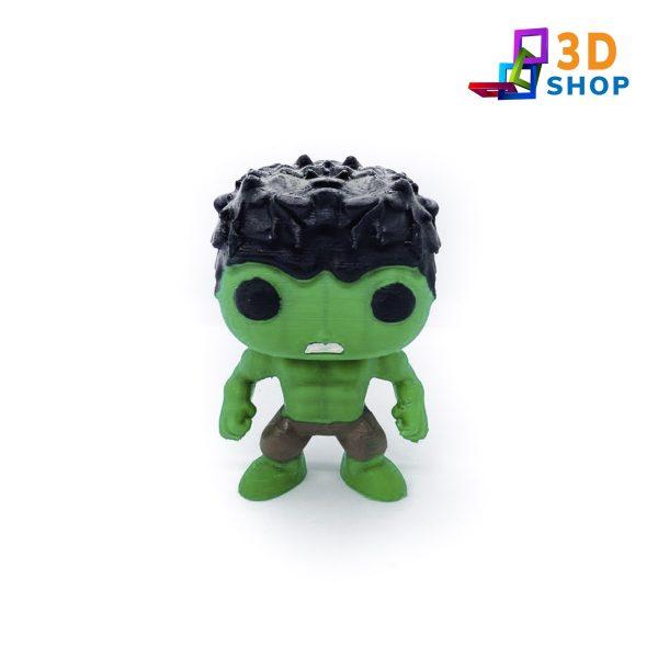 Funko Hulk impreso 3D - 3D Shop