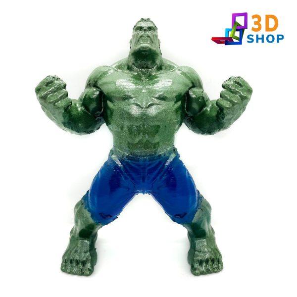 Hulk Platino impresión 3D - 3D Shop