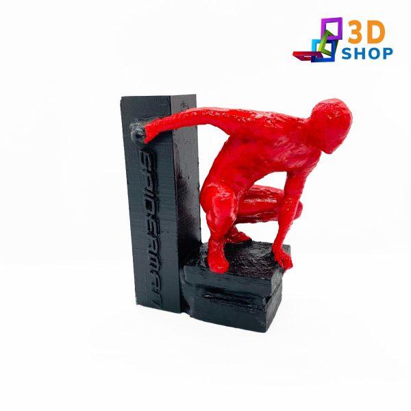 Spiderman Rústico impresión 3D - 3D Shop