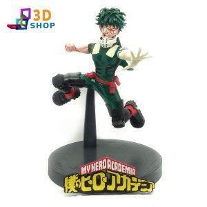 Deku Boku No Hero Academy impresión 3D - 3D Shio